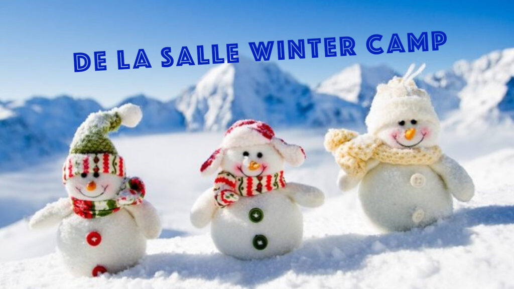 DE LA SALLE WINTER CAMP