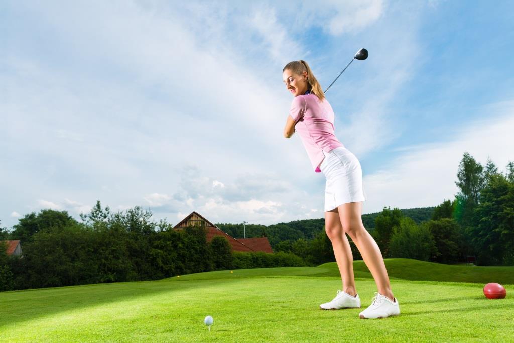 Golfistka – Marysia