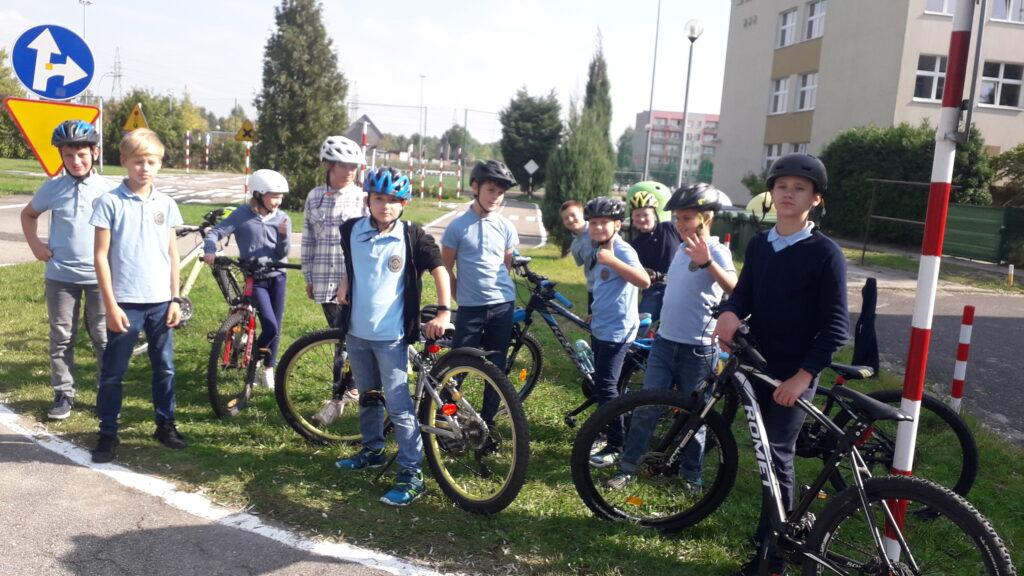 My rowerzyści
